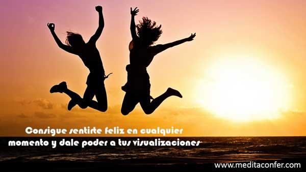 Consigue sentirte feliz en cualquier momento y, ¡dale poder a tus visualizaciones!