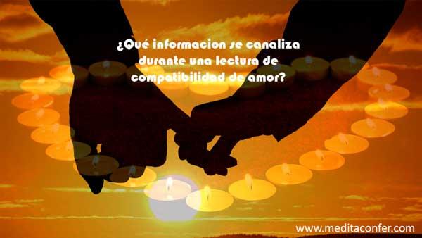 ¿Qué información se recibe en una compatibilidad de amor?