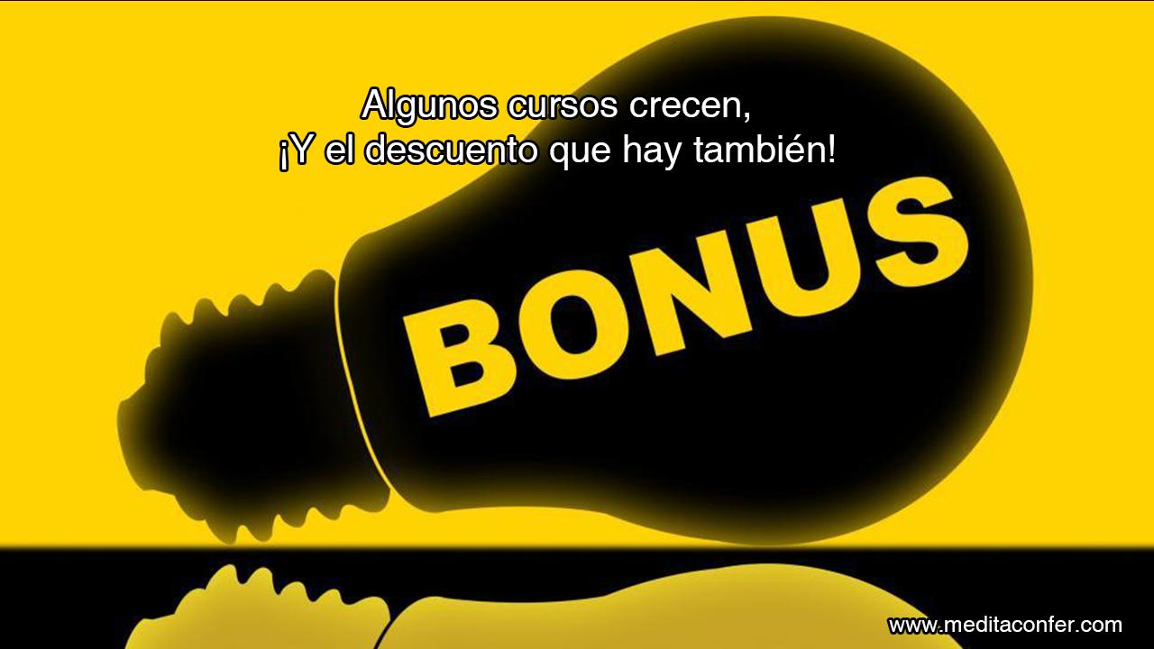 cursos bonus