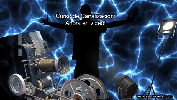 Curso de Canalización: ahora en video! Conoce a tus guías espirituales!