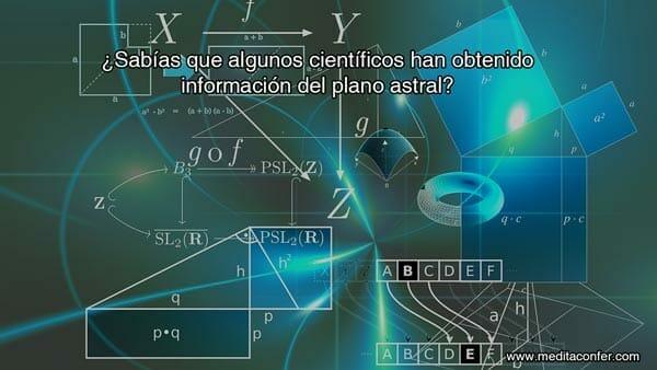 Lecciones en el Plano Astral: Tus respuestas están ahí.