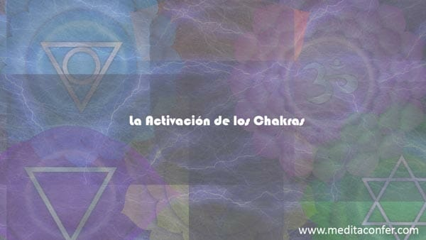 activación chakras
