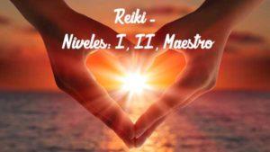 Reiki es sanación espiritual.