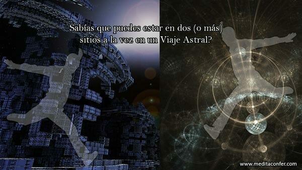 Bi-localización y encuentro astral.