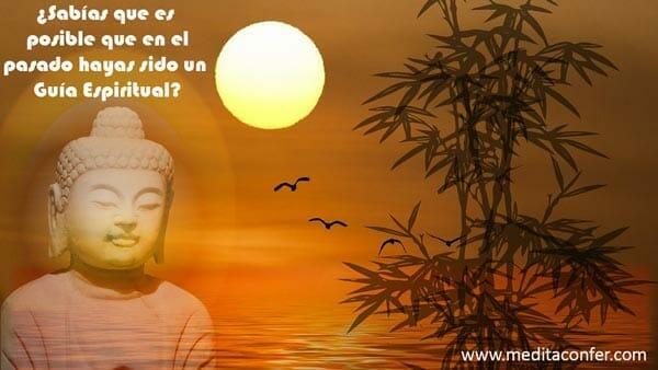 Nuestros seres queridos pueden ser guías espirituales, y hay guías espirituales que fueron personas.