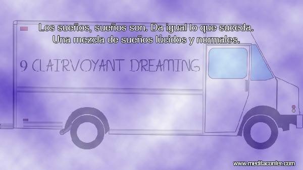 Los sueños, sueños son, no importa lo que suceda: Una mezcla de sueños dentro de otros.