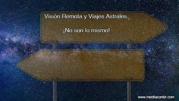 Que diferencias hay entre un viaje astral y la visión remota? Descúbrelo!