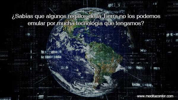 La Tierra tiene cosas exclusivas en todo el Universo.