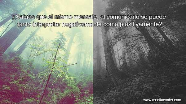 Comunicar un mensaje con claridad es esencial.