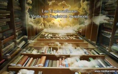 Visita tus Registros Akashicos ahora con Las Exploraciones.