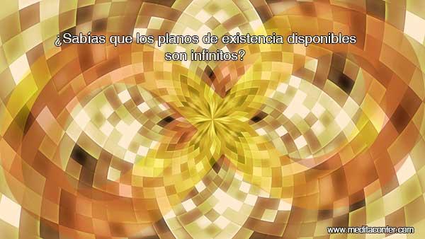 La dimensión cero es parte de infinito.