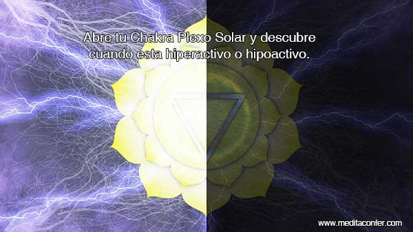 Abrir el plexo solar te hará más fuerte.