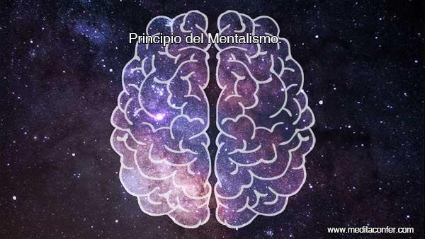 Principio del Mentalismo.
