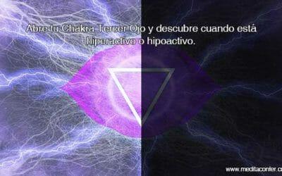 Abrir el Chakra Tercer Ojo: Entendamos el estado energético de este Chakra.