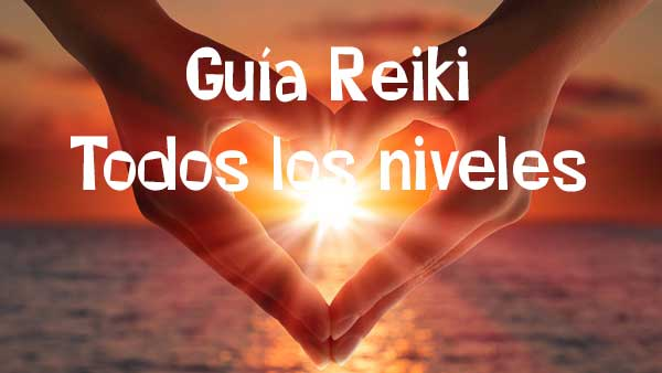 Reiki Guide All levels.