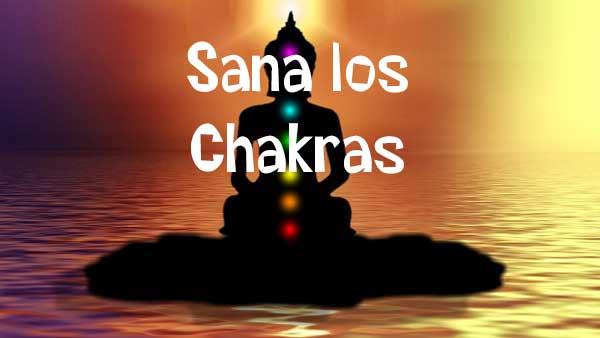 Amplifica los Chakras