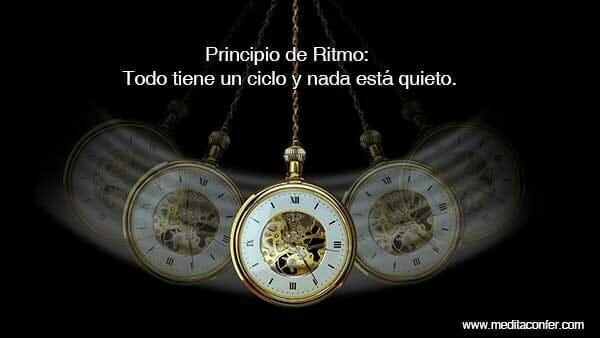 Principio de Ritmo