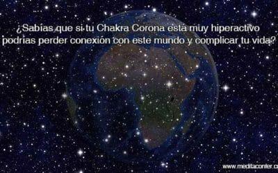 Abrir el Chakra Corona: Entendamos el estado energético de este Chakra.