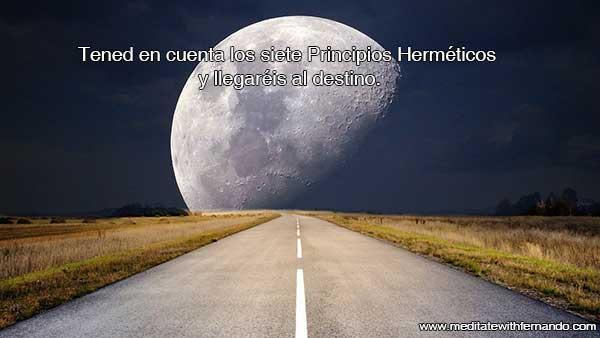 Los Principios Herméticos.